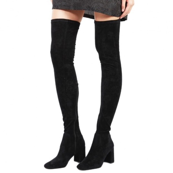 250ffbdede5 NWOB Jeffrey Campbell CIENEGA Over-the-knee Boots